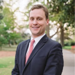 Photo of Barrett Burley, an attorney at HPLP Law Firm
